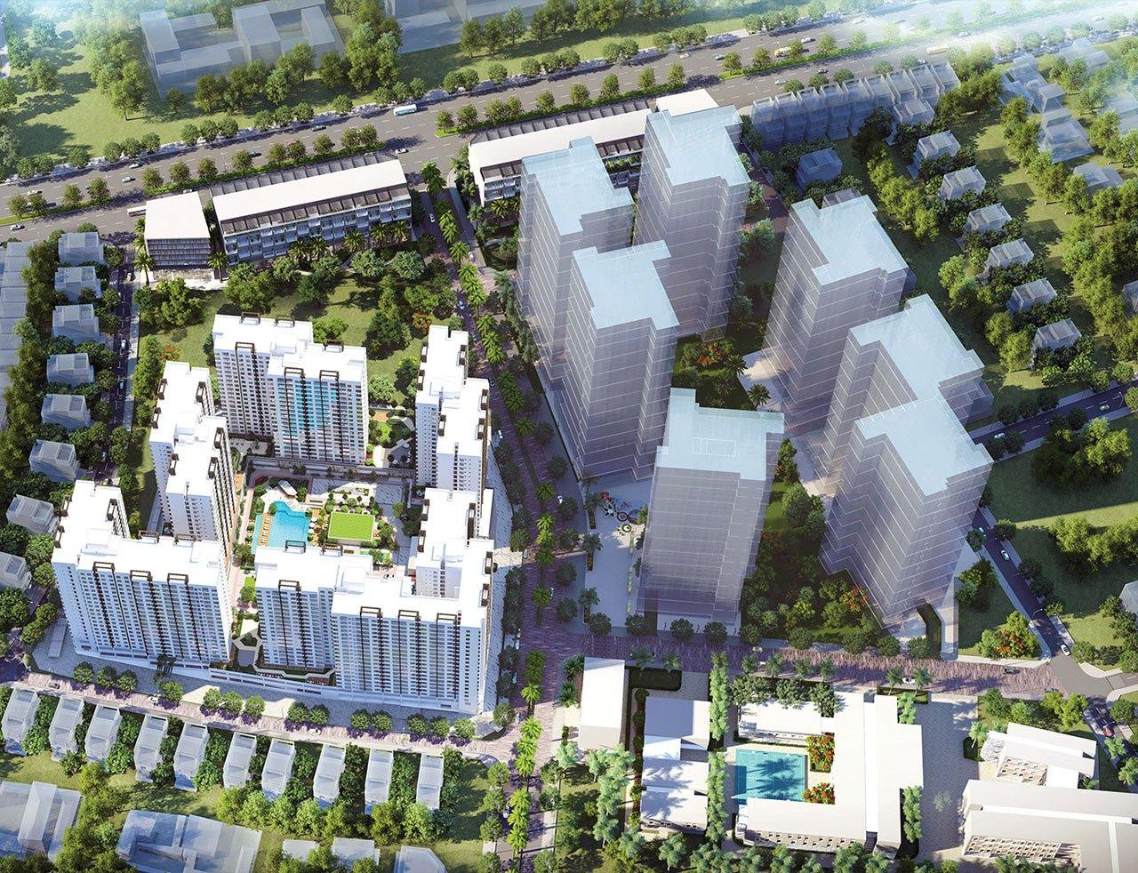 Khu đô thị Akari City