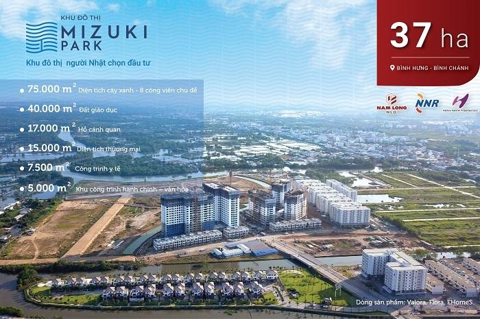 Mizuki Park, khu đô thị người Nhật chọn đầu tư.