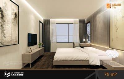 Nhà mẫu căn hộ Akari City
