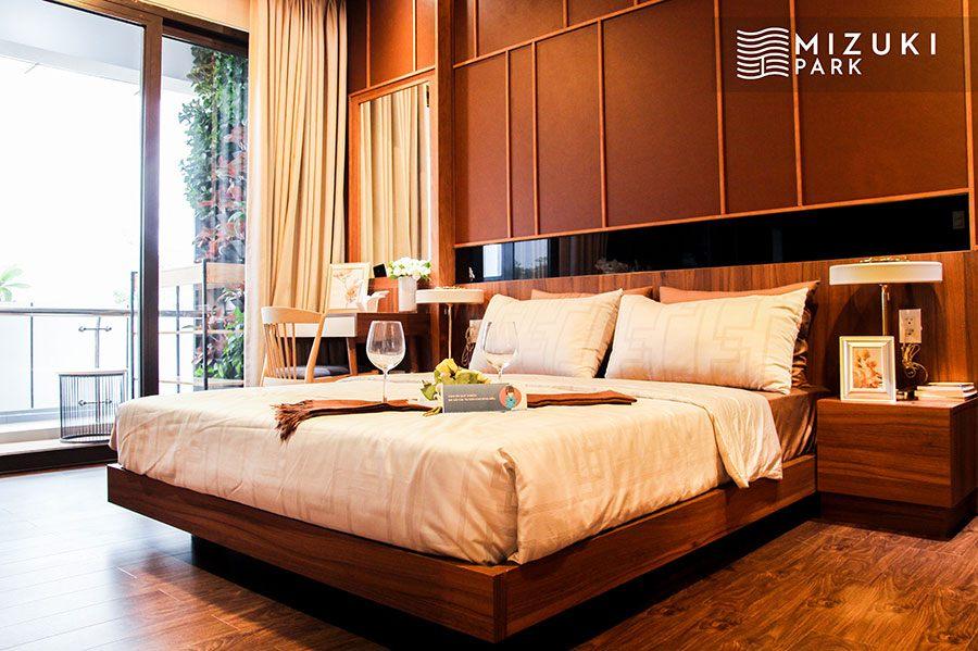 Nên tạo không gian mở trong lối thiết kế căn hộ của bạn.