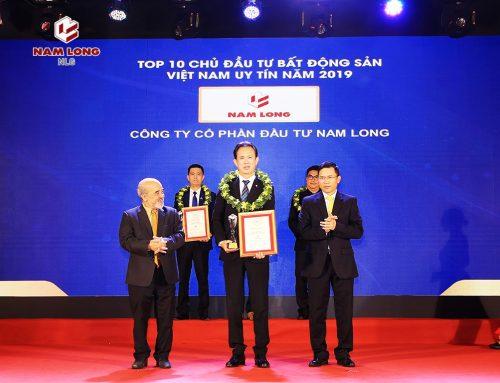 Nam Long Được Vinh Danh Top 50 Doanh Nghiệp Tăng Trưởng Nhất Việt Nam