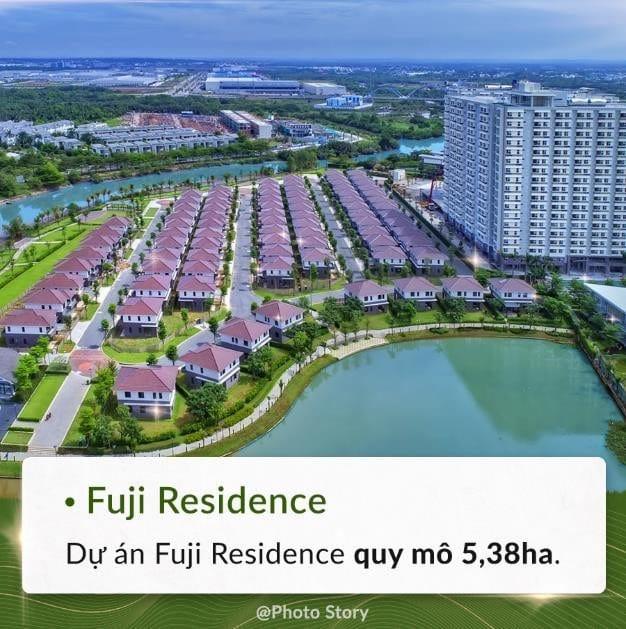 Dự án Fuji Residence quy mô 5,38ha trên đường Liên Phường, Quận 9.