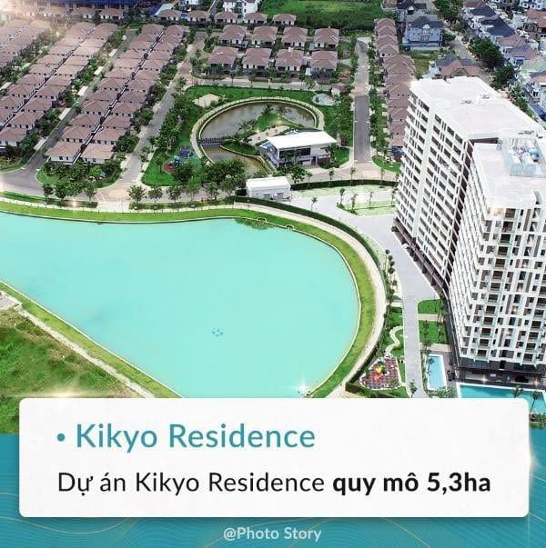 Dự án Kikyo Residence quy mô 5,3ha tọa lạc trên đường Song Hành Cao Tốc Long Thành - Dầu Giây, Quận 9.