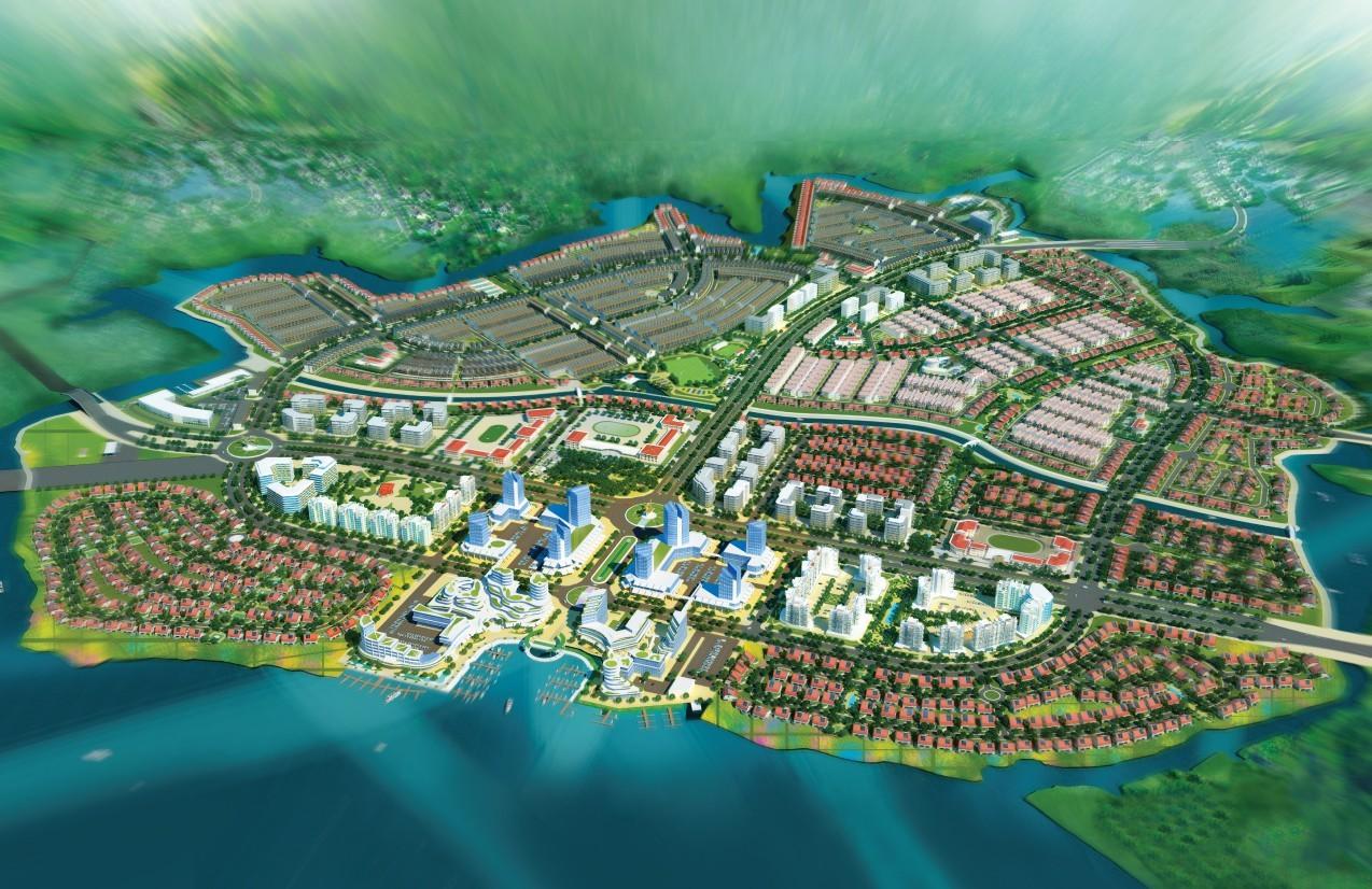 Nam Long đã mua quỹ đất lớn tại Đồng Nai đến hơn 170ha.