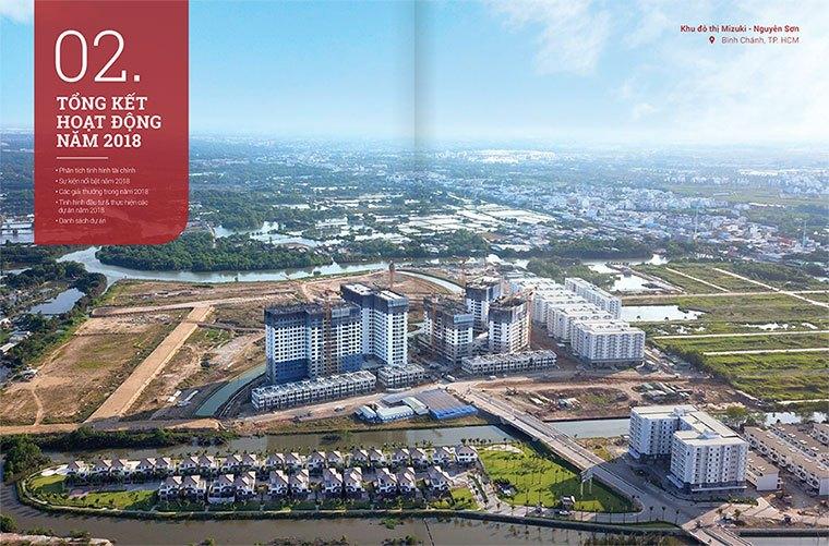 Khu đô thị Mizuki Park của Nam Long tại Bình Chánh sẽ bàn giao các block căn hộ Flora Mizuki đầu tiên vào quý 4/2019.