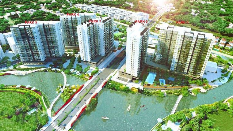 Dự án Flora Mizuki (dự án thành phần của khu đô thị Mizuki Park) sẽ ra mắt block đẹp nhất vào tháng 6 với giá trung bình 1,6 tỷ đồng/căn 2 phòng ngủ.