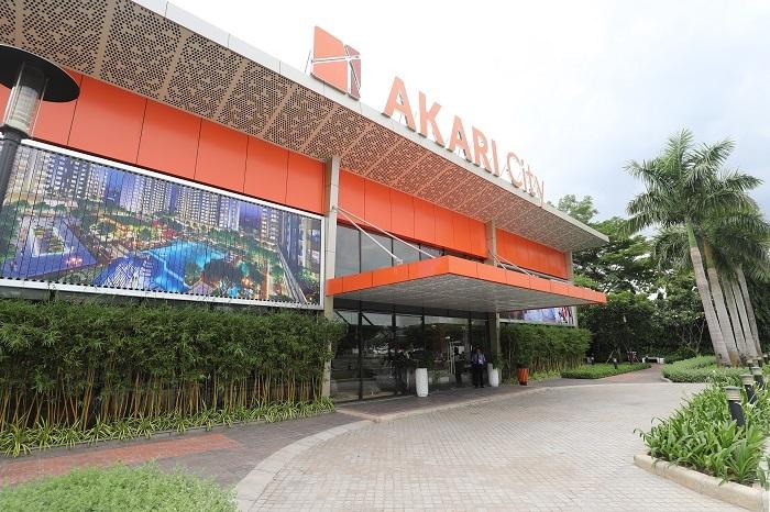 Nhà mẫu Akari City tại Đại lộ Võ Văn Kiệt, Quận Bình Tân
