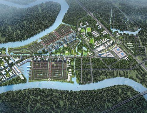 Choáng Ngợp Với Thành Phố Bên Sông Waterpoint Của Nam Long