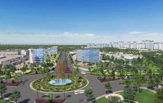 Phát triển khu đô thị đa chức năng là bài toán các chủ đầu tư đang bận tâm