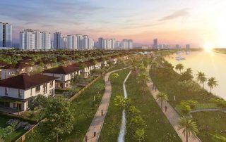 Thành phố Waterpoint mang đến cho cư dân phong cách sống chuẩn Nhật Bản ngay tại Việt Nam.