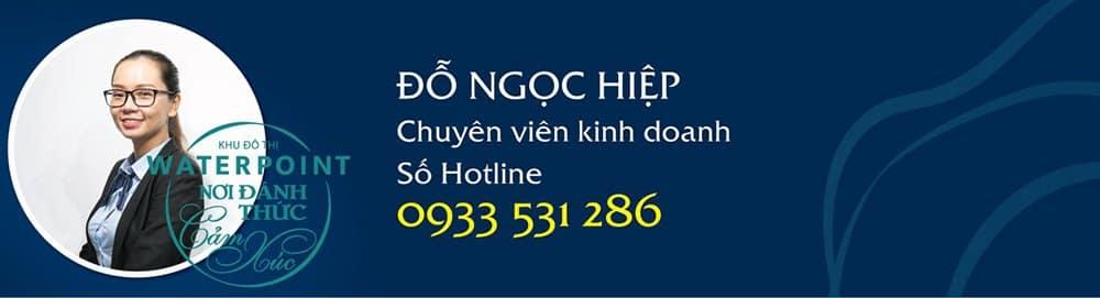 Đỗ Ngọc Hiệp - Chuyên Viên Kinh Doanh Nam Long Group.