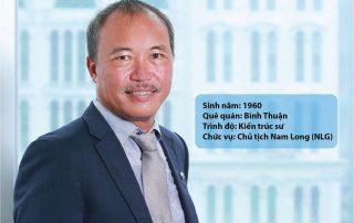 Chân dung Nguyễn Xuân Quang – Chủ tịch HĐQT CTCP Đầu tư Nam Long (NLG).