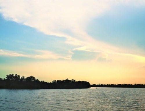 Giới nhà giàu chuộng bất động sản ven sông nước
