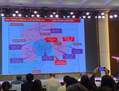 Chuyên gia hiến kế tạo quỹ đất sạch phát triển đô thị vùng Tp. Hồ Chí Minh