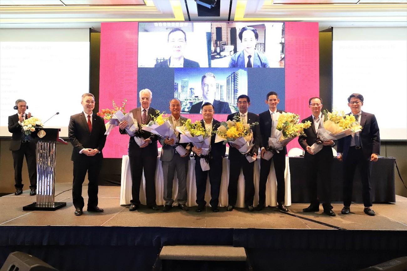 Nam Long Group chào đón Hội đồng quản trị nhiệm kỳ 2021- 2026
